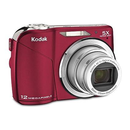 amazon com kodak easyshare c190 digital camera red point and rh amazon com Kodak EasyShare C195 Kodak EasyShare C195 Silver Silver Kodak EasyShare C195 Troubleshooting