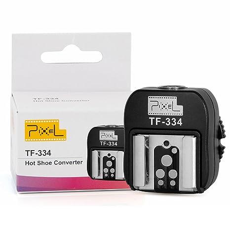 Pixel Tf 334 Sabot Adaptateur Pour Convertir Sony Dslr