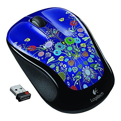 Logitech Wireless Mouse Nature Jewelry
