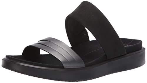 fa18997e32d9 ECCO Women s Flowt Slide Sandal  Buy Online at Low Prices in India ...