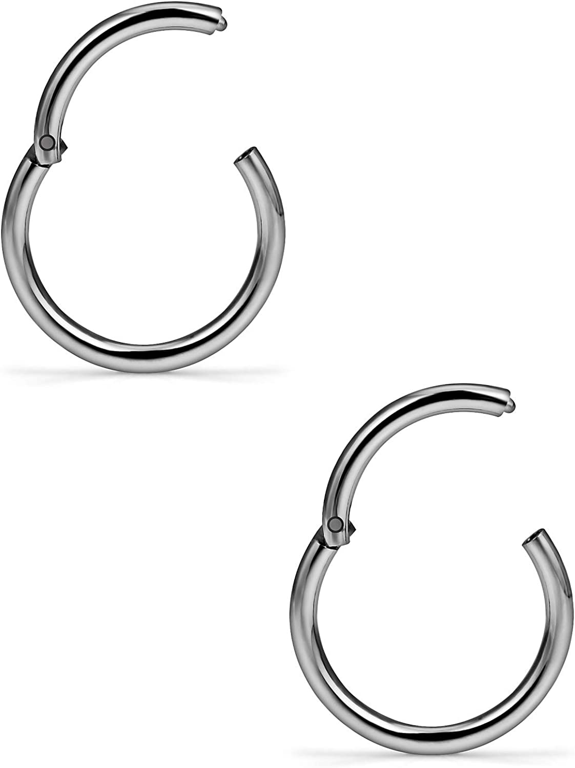 Hoop Earrings 4 Dngl Circle Post Earrings