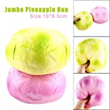 Dreamyth Cute Play Toy Jumbo Colossal Pineapple Bun