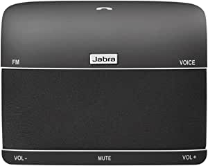 Jabra 100-46000000-02 Freeway Bluetooth In-Car Speakerphone (U.S. Retail Packaging),Black