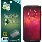 Pelicula de Vidro Temperado 9h para Motorola Moto Z3 Play, HPrime, Película Protetora de Tela para Celular, Transparente