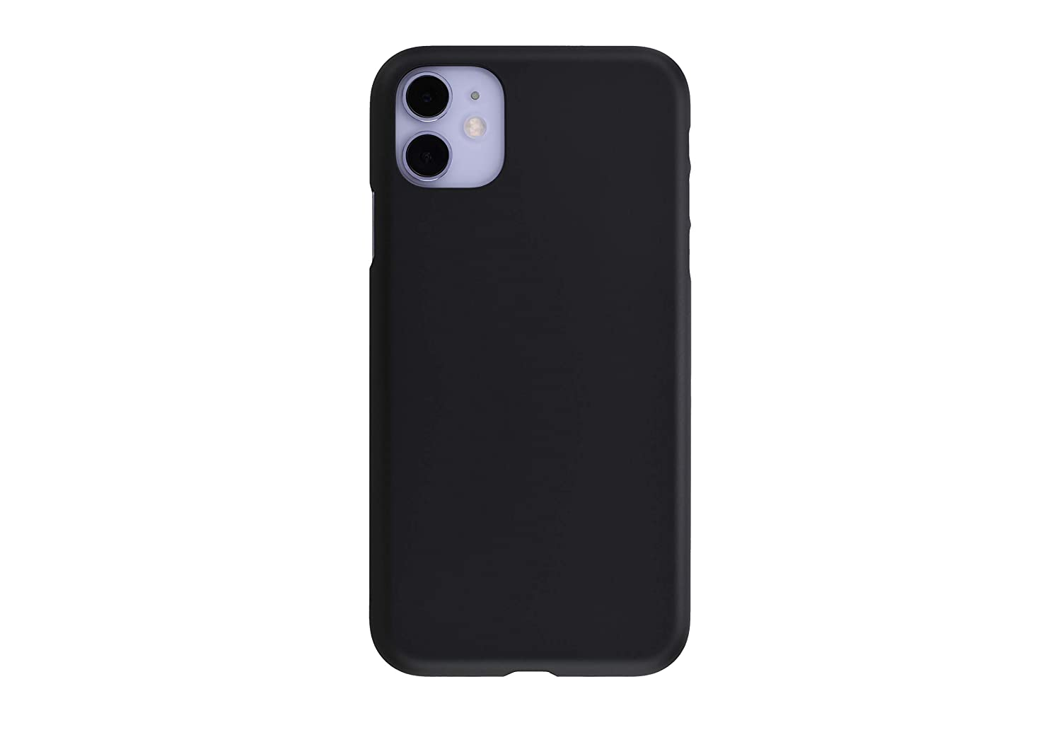 Smoke Matte Power Support Air Jacket Case for iPhone 11
