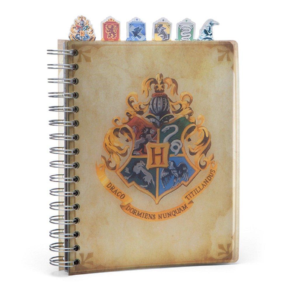 Harry Potter Hogwarts Vinyl Notepad/Journal