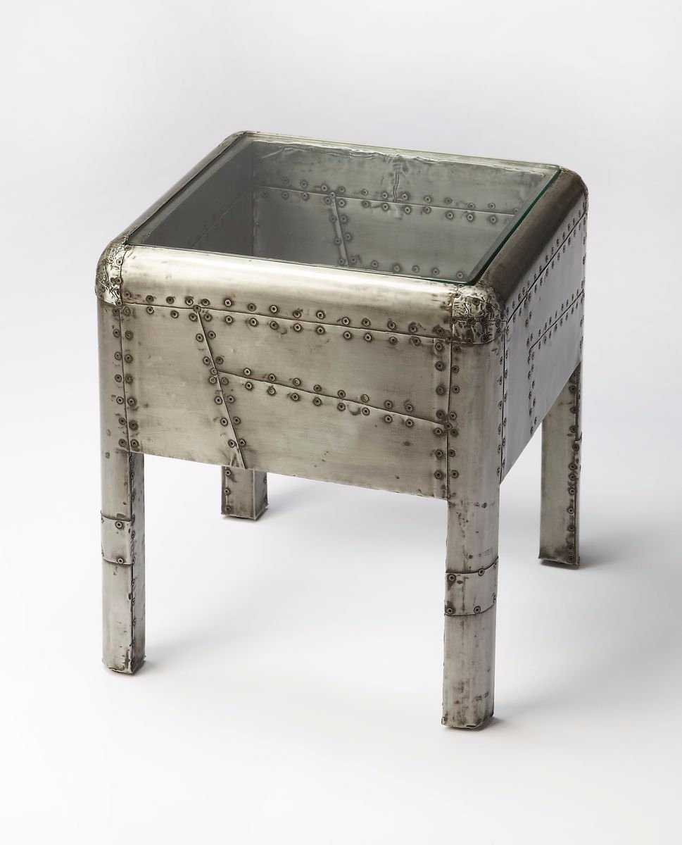 Ambiant Modern END TABLE Gray