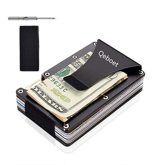 Amazon.com: Minimalist - Cartera para tarjetas de crédito ...