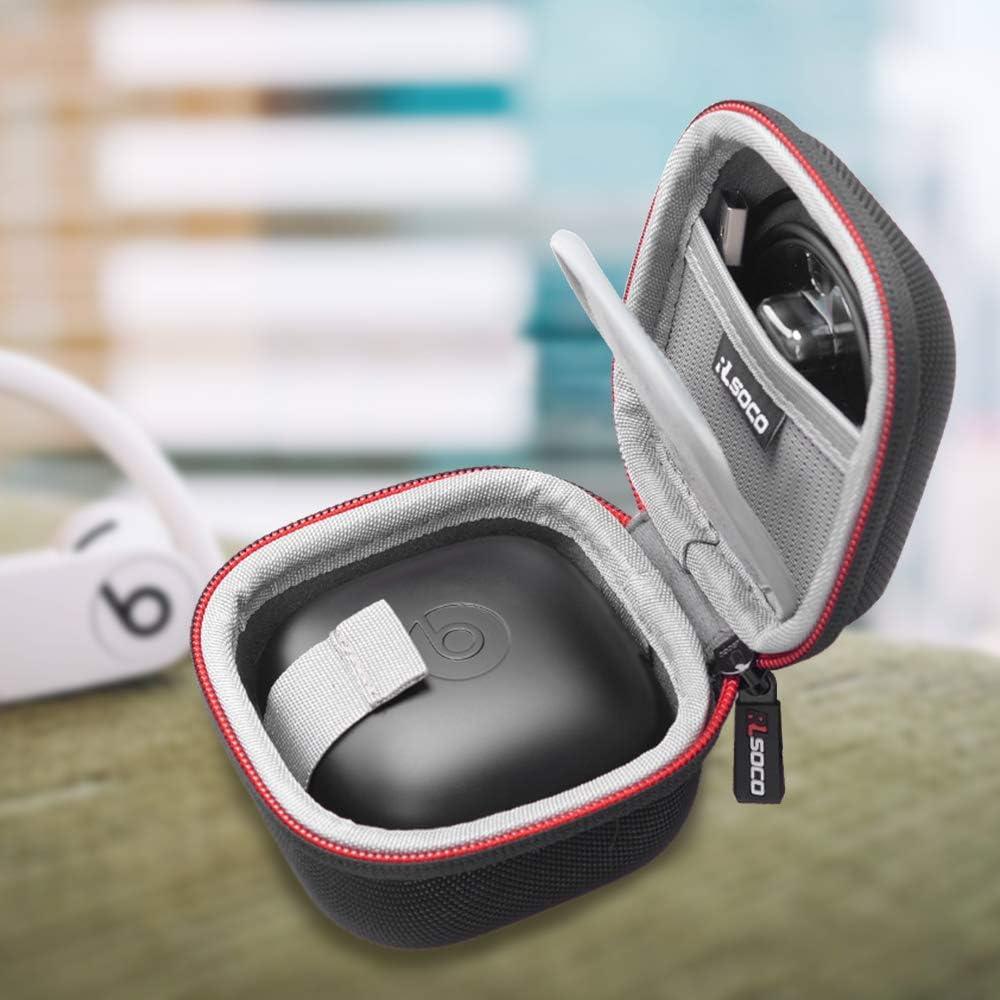 RLSOCO Hard Case for Powerbeats Pro Totally Wireless Earphones