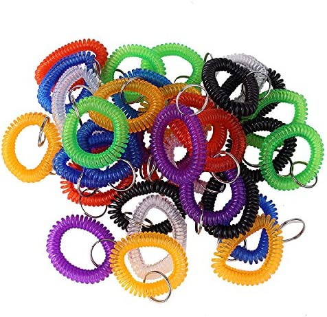 Assorted Stretchable Plastic Bracelet 35PCS 7 product image
