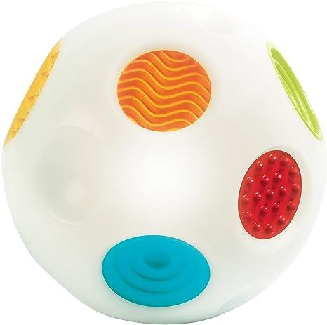 Infantino Bkids Sensory - Pelota de sonido y luz para bebé: Amazon ...