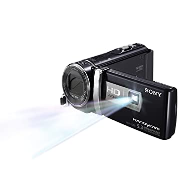 Amazon.com: VIDEO CAMARA con PROYECTOR INTEGRADO SONY HDR ...