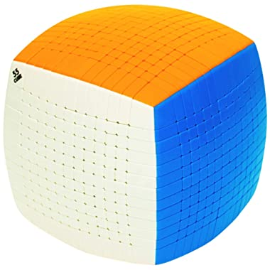 55cube 13x13 Cube Stickerless, New Structure - More Smoothly Than Original 13x13 Cube