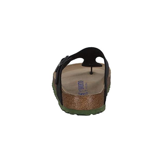db96b22ce86 Birkenstock Mens  Gizeh Desert Soil Green Thong Sandal  Amazon.co.uk  Shoes    Bags