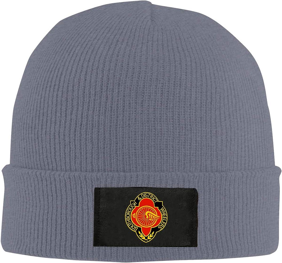 Xdinfong Southborough Wheelers Winter Beanie Hat Knit Hat Cap for Men /& Women
