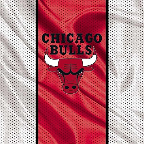 Skinit Chicago Bulls Xbox One Console Skin - Chicago Bulls Away Jersey   NBA Skin by Skinit