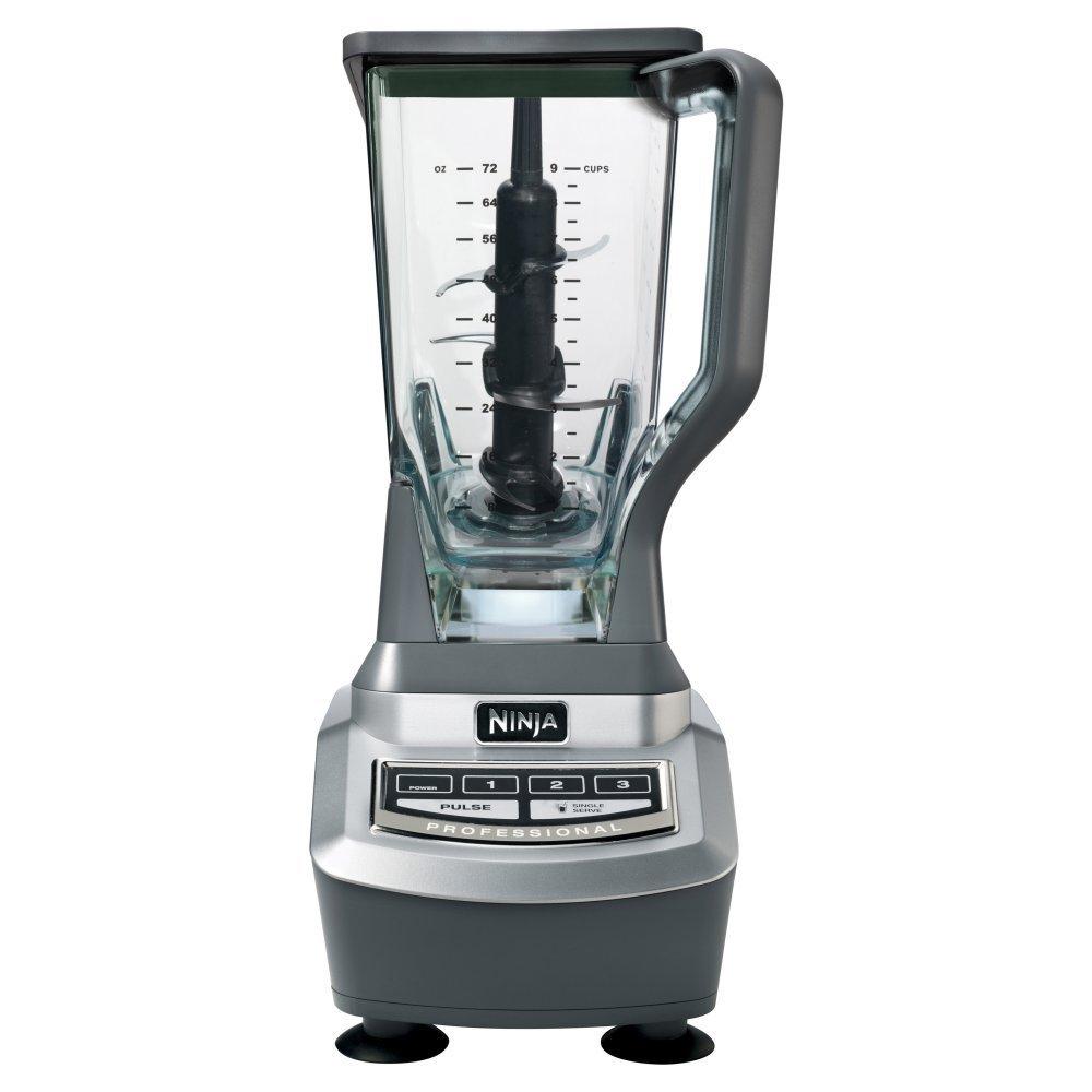 Ninja BL740 Blender with Single Serve Cup