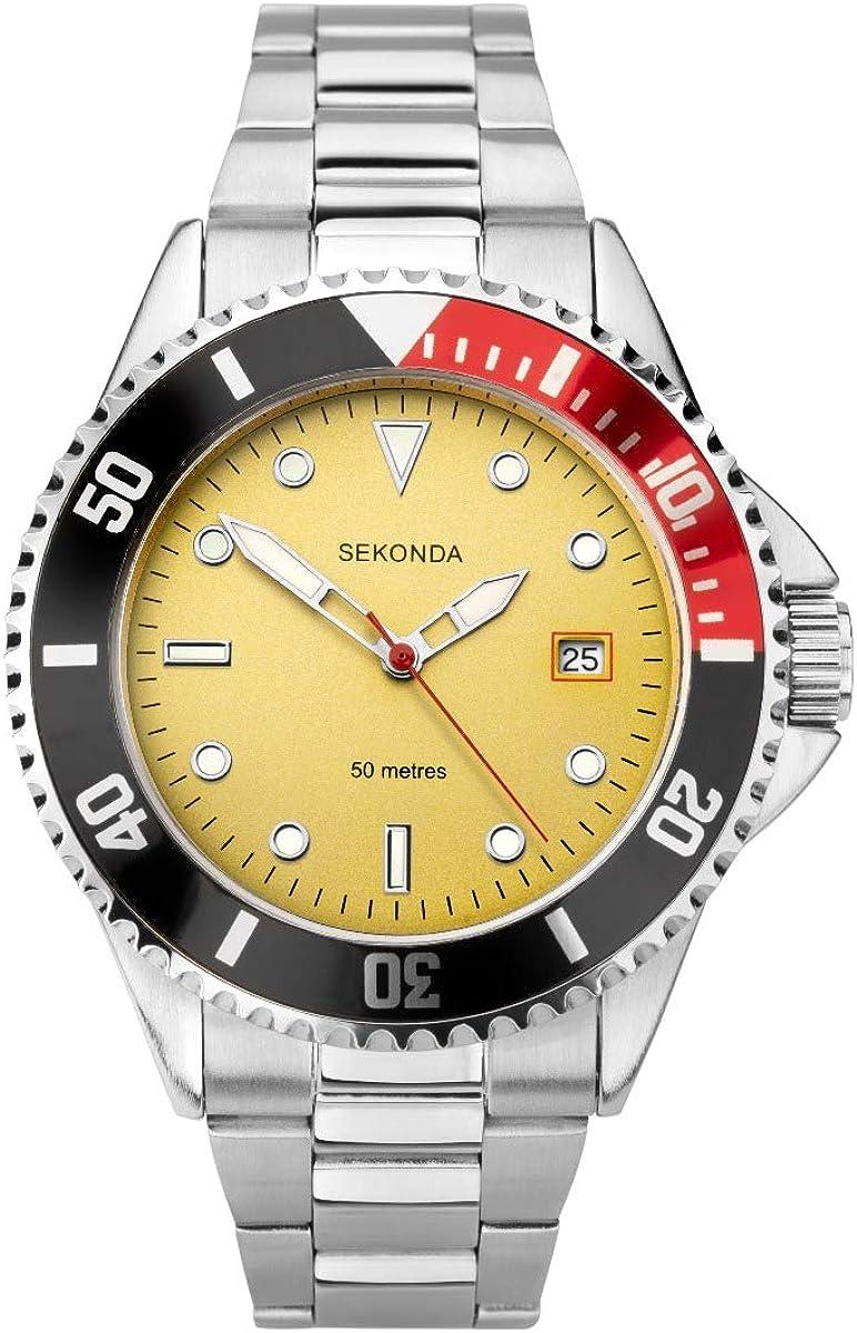 Reloj de pulsera deportivo para hombre de Sekonda