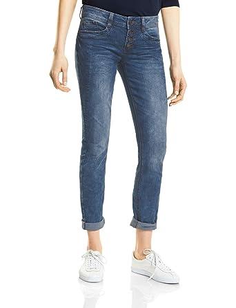 10f33673423e Street One Damen Slim Jeans