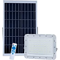 300W LED Solar Flood Lights,22000 Lumens Street Flood Light Outdoor IP67 Waterproof with Remote Control Security…