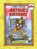 Arthur's Birthday, Marc Brown, 0316110736