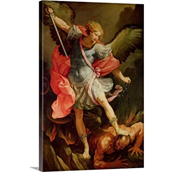 Amazon.com: Guido Reni Premium Thick-Wrap Canvas Wall Art ...