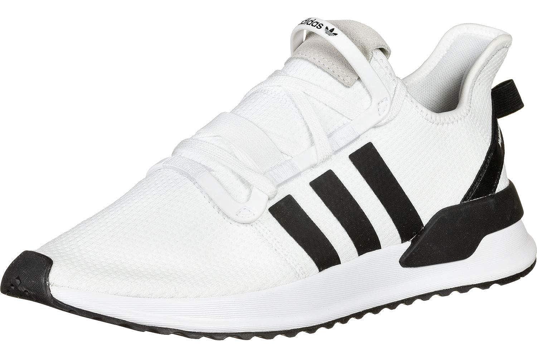 Adidas U_Path Run Weiß schwarz Weiß Elegant