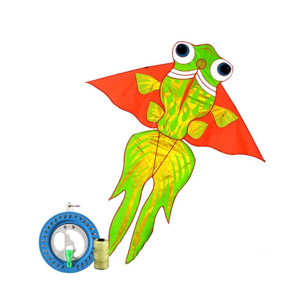 ZHWeißDrachen Drachen Cartoon Drachen Einfach Zu Fliegen Leitungslänge 200m Erwachsene Kinder Drachen (Farbe   01, größe   Line Length 200m)  Line length 200m