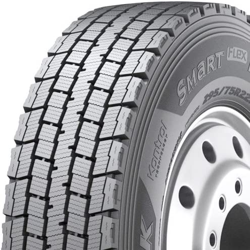 295//75-22.5 Hankook SMART FLEX DL12 Commercial Truck Tire