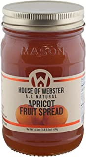 product image for House of Webster Apricot Fruit Spread - 16.5 oz