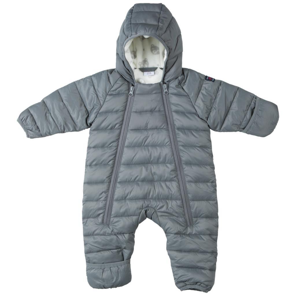 Polarn O. Pyret Insulated Puff Snowsuit (Newborn)
