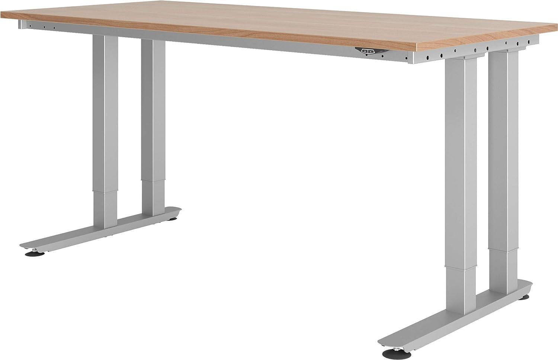 Schwerlasttisch Arbeitstisch HxT 400 kg 805 x 700 mm Werktisch