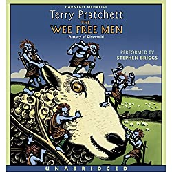 The Wee Free Men: Discworld Childrens, Book 2