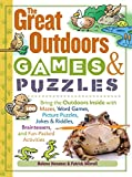 img - for The Great Outdoors Games & Puzzles (Storey's Games & Puzzles) book / textbook / text book