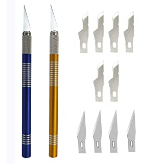 ARTEZA Juego de cuchillas para manualidades | Cutter de ...