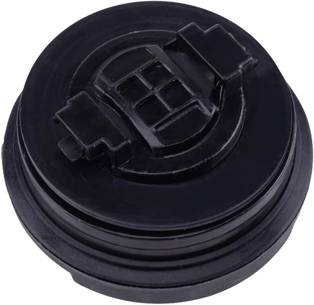 Eastar Bouchon de Remplissage dhuile et Couvercle de Vase dexpansion pour Audi A1 A2 A3 A4 A5 A6 A8 R8 Q7 TT Seat Alhambra Altea Arosa