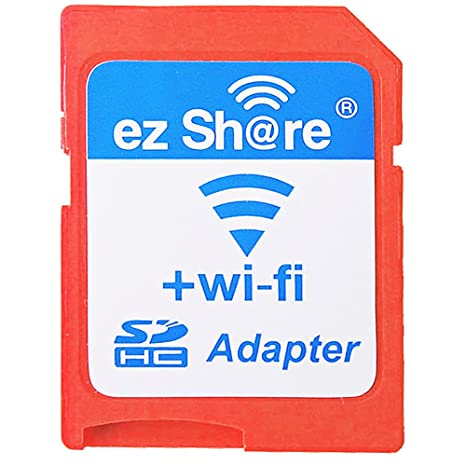 EZ Compartir Wifi Adaptador de tarjeta SD WiFi Wireless lector de ...