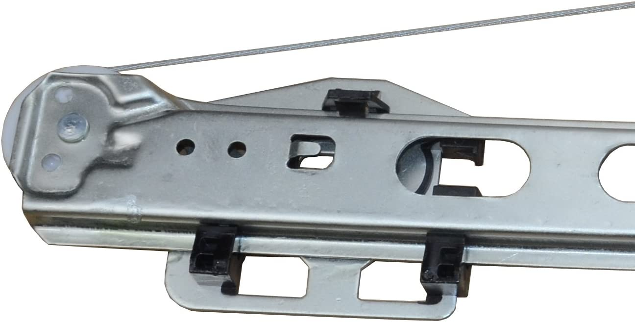 Window Regulator Without Motor Rear Left for M-Class W163 1998-2005 1637300146