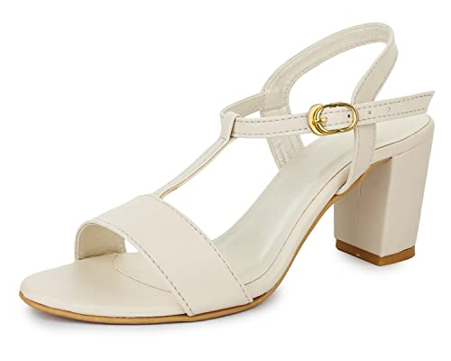 43d3bfee31d7 TRASE Rigby Block Heel Sandal for Women - 2 Inch Heel  Buy Online at Low  Prices in India - Amazon.in