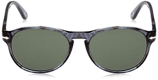 35748898dff Amazon.com  Persol Mens Sunglasses (PO2931) Blue Green Acetate - Non- Polarized - 53mm  Shoes