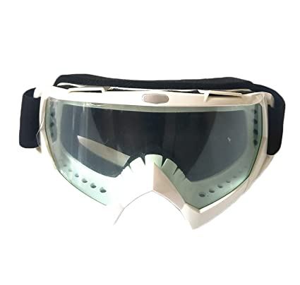 c1407ad1191 June Sports Motorcycle Goggles Dirt Bike ATV Motocross Safety ATV Tactical  Riding Motorbike Glasses Goggles Men Women Youth Fit Over Glasses UV400 ...