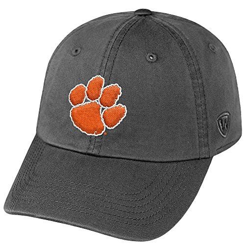 Clemson Tigers Hat (Clemson Tigers Hat Icon Charcoal)