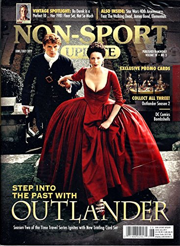 newest-guide-factory-sealed-bagged-beckett-non-sports-update-bi-monthly-price-guide-outlander-cover-