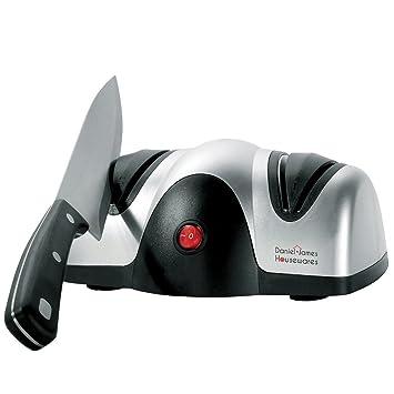 Afilador eléctrico profesional para cuchillos, con 2 etapas ...