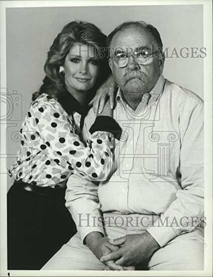 Amazoncom Vintage Photos 1986 Press Photo Wilford Brimley And