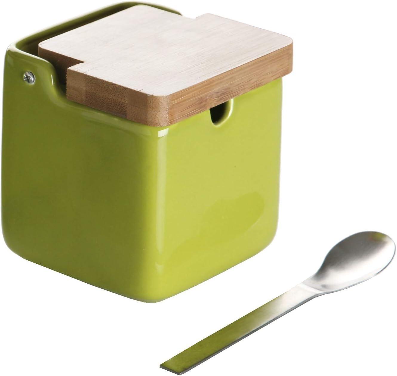 Not Apply Versa 17270957 Sugar Bowl Basic Green