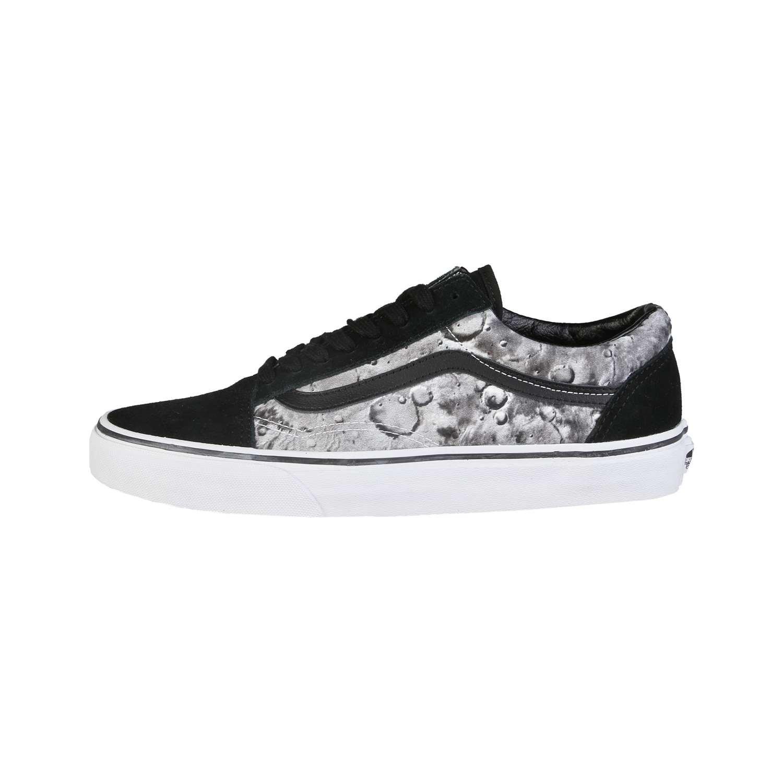 bc41bc4805aae Vans OLD SKOOL Black Moon Printed Men Sneakers Shoes: Amazon.co.uk ...