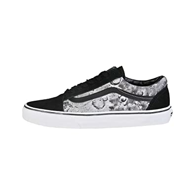 43f4b7b2da55d Vans OLD SKOOL Black Moon Printed Men Sneakers Shoes: Amazon.co.uk: Sports  & Outdoors