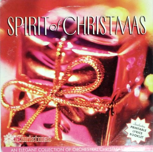 Spirit of Christmas - Includes Printable Lyrics Booklet