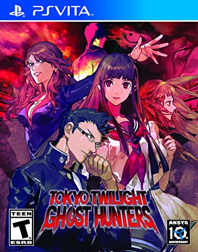 Tokyo Twilight Ghost Hunters - PlayStation Vita (Night World Strange Fate compare prices)